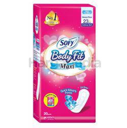 Sofy Body Fit Day Maxi Non Wing 23cm 20s