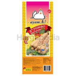 "Ayam A1 8"" Jumbo Frankfurter Cheese 880gm"