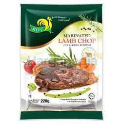 KLFC Lamb Chop 220gm