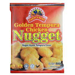 Farm's Best Golden Tempura Chicken Nugget 800gm
