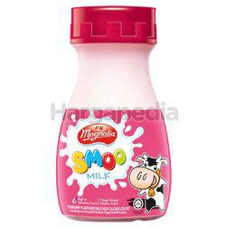 Magnolia Smoo Sterilised Strawberry Milk 220ml