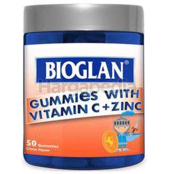 Bioglan Gummies With Vitamin C + Zinc 50s