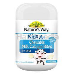 Nature's Way Kids A+ Milk Calcium Bites 60s