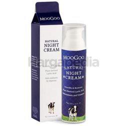 MooGoo Natural Night Cream 75gm