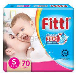 Fitti Jumbo Tape Baby Diaper S70