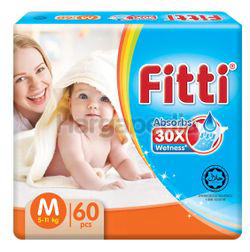 Fitti Jumbo Tape Baby Diaper M60