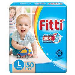 Fitti Jumbo Tape Baby Diaper L50
