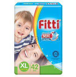 Fitti Jumbo Tape Baby Diaper XL42