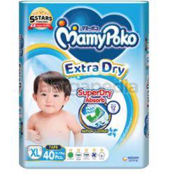 Mamy Poko Extra Dry Skin Tape XL40
