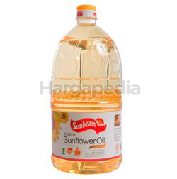 Sunbeam Sunflower Oil 3kg