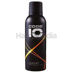Code 10 Deodorant Spray Luxury 150ml