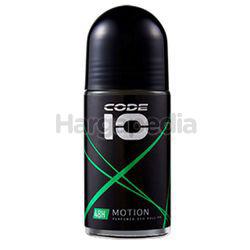 Code 10 Deodorant Roll On Motion 50ml