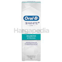 Oral-B 3D White Luxe Diamond Strong Toothpaste 95gm