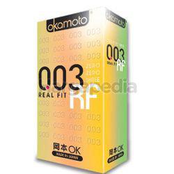 Okamoto 003 Real Fit Condom 6s