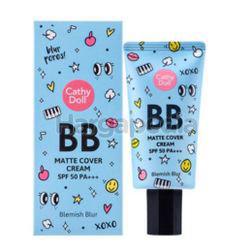 Cathy Doll Matte Cover Blemish Blur BB Cream 50ml