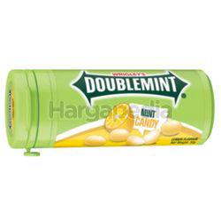 Wrigley's Doublemint Chewy Mint Lemon Tube 30gm