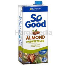 Sanitarium So Good Almond Unsweetened Milk 1lit