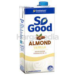 Sanitarium So Good Almond Vanilla Milk 1lit