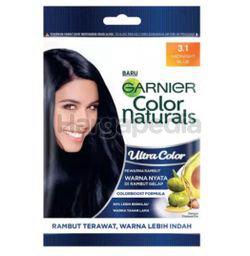 Garnier Color Naturals Ultra Color 3.1 Midnight Blue Sachet 1s