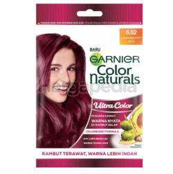Garnier Color Naturals Ultra Color 6.62 Cranberry Red Sachet 1s