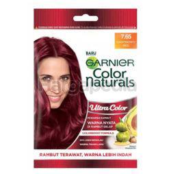Garnier Color Naturals Ultra Color 7.65 Raspberry Red Sachet 1s