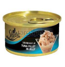 Sheba Cat Food Tuna Fillet in Jelly 85gm