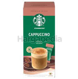 Starbucks Cappuccino Premium Instant 4x14gm