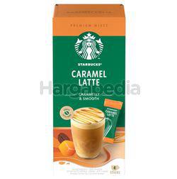 Starbucks Caramel Latte Premium Instant 4x21.5gm