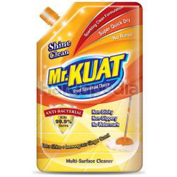 Mr Kuat Multi Surface Cleaner Shine Clean Refill 1.4lit