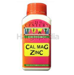 21st Century Cal Mag Zinc 120s