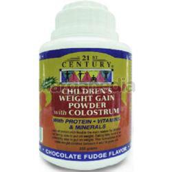 21st Century Children's Weight Gain Powder with Colostrum 250gm