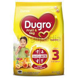 Dugro 3 Fruit & Vege 850gm