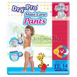 Dry-Pro Baby Pants Diapers XXL14