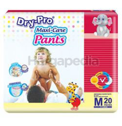 Dry-Pro Baby Pants Diapers M20