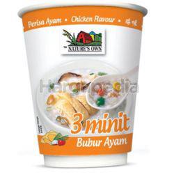 Nature's Own Instant Porridge Chicken 40gm