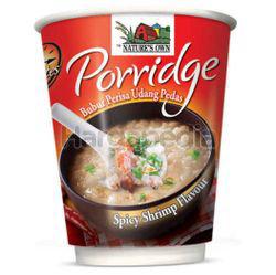 Nature's Own Instant Porridge Spicy Shrimp 40gm