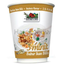 Nature's Own Instant Porridge Anchovy 40gm