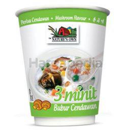 Nature's Own Instant Porridge Mushroom 40gm