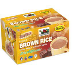 Nature's Own Instant Brown Rice Cereal Drink Chocolate 14x30gm