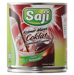 Saji Sweetened Creamer Chocolate 380gm