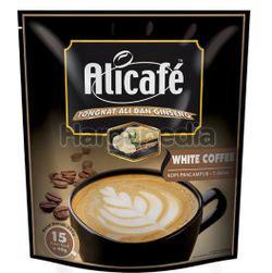 Ali Cafe 5in1 Tongkat Ali Ginseng White Coffee 15x40gm