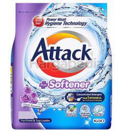Attack Powder Detergent Plus Softener Floral Romance 700gm