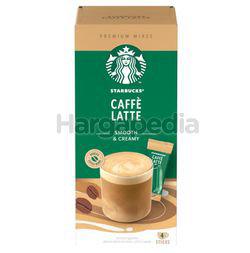 Starbucks Cafe Latte Premium Instant 4x14gm
