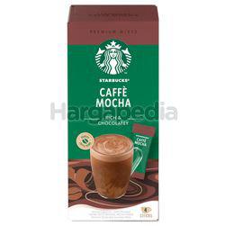 Starbucks Cafe Mocha Premium Instant 4x22gm