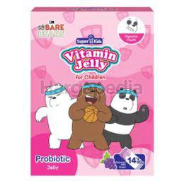 Super Kids Vitamin Jelly Probiotic 14x10gm