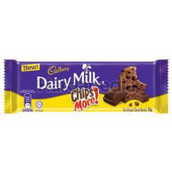 Cadbury Dairy Milk Chipsmore 90gm