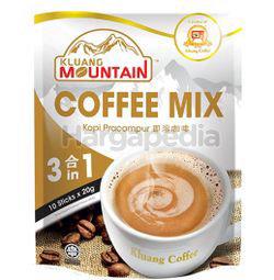 Kluang Coffee Coffee Mix 3in1 10x20gm