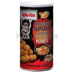 Koh Kae Coated Peanuts Korean Spicy Chicken 180gm