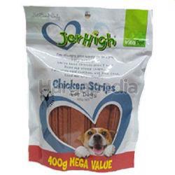 Jerhigh Chicken Strips 400gm
