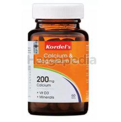 Kordel's Calcium & Magnesium Plus 60s